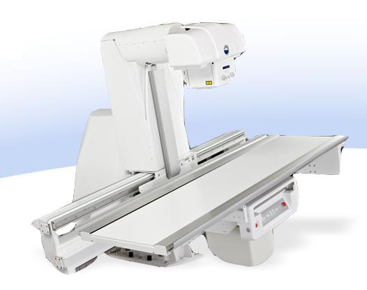 Remote controlled X-ray positionner